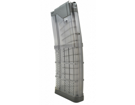 DISC     Lancer L5AWM 10/30 Translucent Smoke Magazine 999-000-2800-02