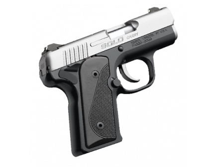 Kimber Solo Carry 9mm Pistol, Two Tone - 3900001