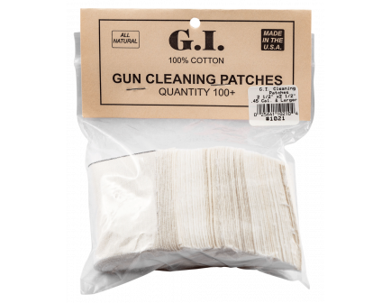 Southern Bloomer Cleaning Patches, .45, 100/pack