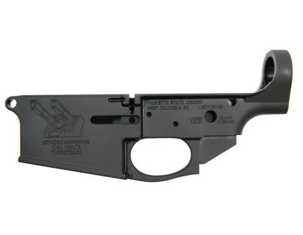 "PSA Gen3 PA-10 ""Space Cannon"" Stripped Lower Receiver"