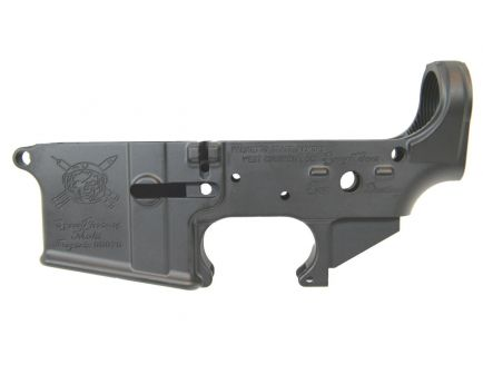 "PSA AR-15 ""SPACEPIRATE-15"" Stripped Lower Receiver"