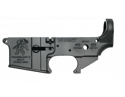 "PSA AR-15 ""SPACEWALKER-15"" Stripped Lower Receiver"
