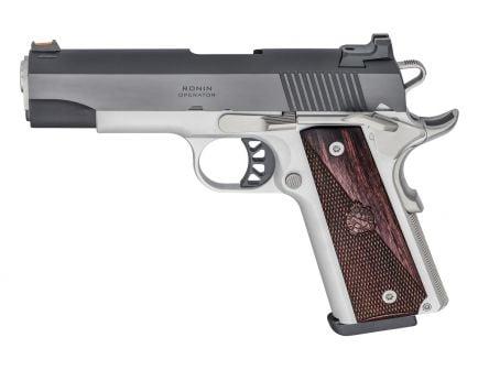 "Springfield Armory Ronin Operator 4.5"" .45 ACP 1911 Pistol | Two Tone"