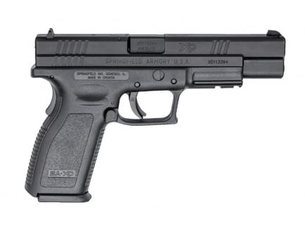 Springfield Armory XD9 10 Round 9mm Pistol, Black