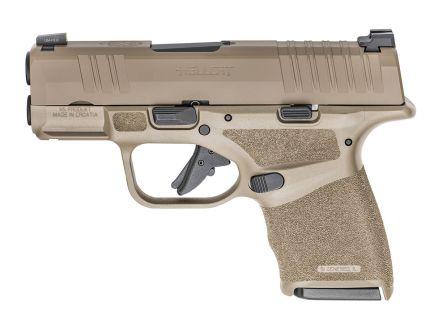 Springfield Hellcat Micro-Compact 9mm Pistol, FDE