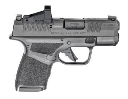 Springfield Armory Hellcat 9mm Micro-Compact Pistol W/ Shield SMSc Red Dot