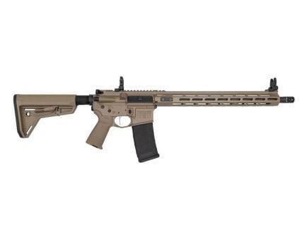 "Springfield Saint Victor 5.56 16"" AR 15 Rifle, FDE"