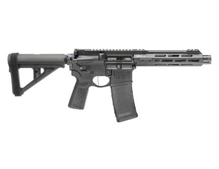 "Springfield Saint Victor 7.5"" 5.56 AR-15 Pistol With Magpul BTR Brace, Black"