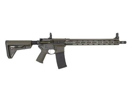 "Springfield Saint Victor 5.56 16"" AR 15 Rifle, OD Green"