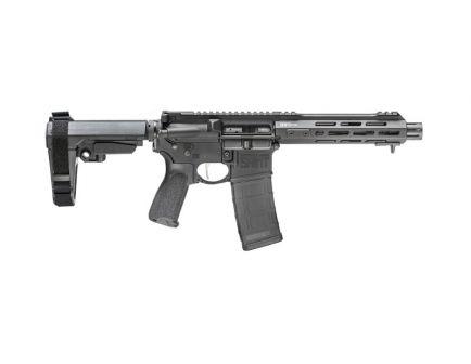 Springfield Armory Saint Victor 5.56 SBA3 Pistol, Black