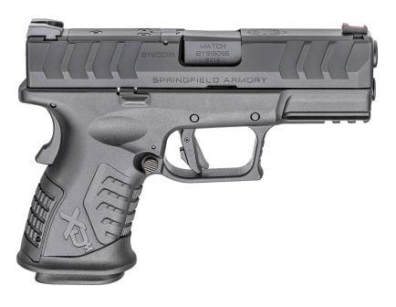 Springfield XDM Elite Compact OSP 9mm Pistol, Black