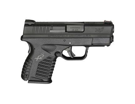"Springfield XDS Essentials .45 ACP 3.3"" Pistol, Black - XDS93345BEN"