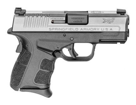 Springfield XDS Mod 2 9mm Pistol, Bi Tone