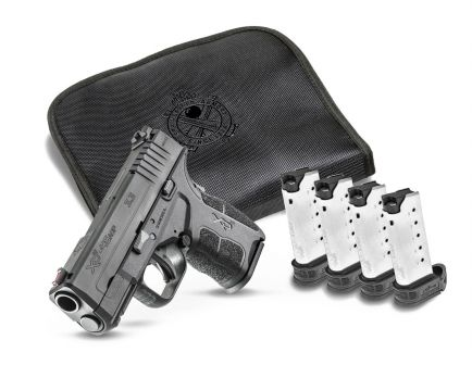 "Springfield XDS Mod2 .45ACP Power Pack 3.3"" Pistol w/ Night Sights - XDSG93345BTPP"