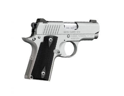 Kimber Pistol Micro Carry Stainless .380acp 3300083