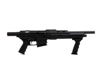 Standard MFG SKO Mini Semi Automatic 12 Gauge Shotgun, Black
