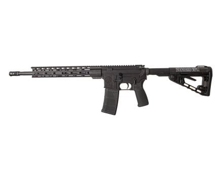 Standard MFG STD-15 5.56x45 Carbine Length AR-15 Rifle, Black