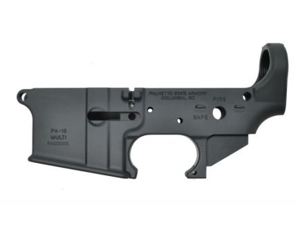 ar 15 stealth stripped lower receiver by palmetto state armory