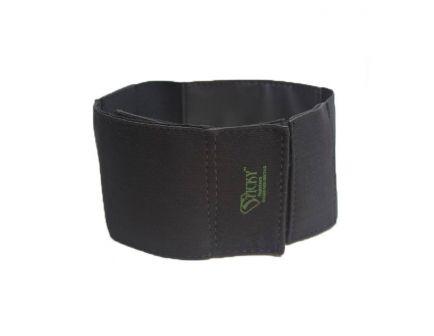 """Sticky Holster Guard Her Belt 20-31"""" Large, Black"""