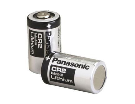 Streamlight 3 Volt Li-ion CR2 750 mAh Battery, 2 Pack - 69223
