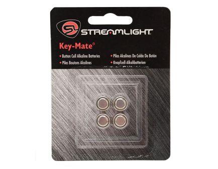 Streamlight Keymate 1.5 Volt Alkaline LR44, 150 mAh, 4pk - 72030