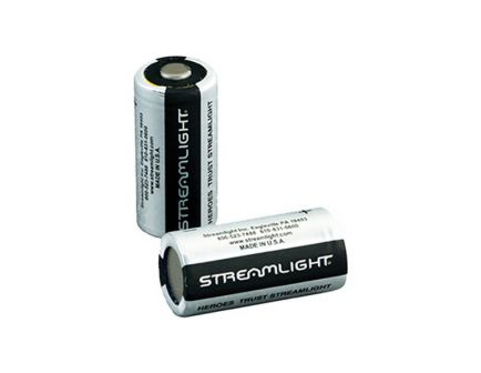 Streamlight Scorpion 3 Volt CR123A 2 Lithium Ion Batteries