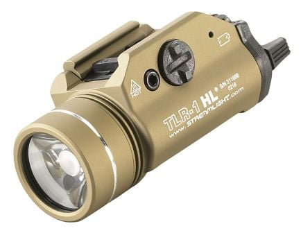 Streamlight TLR-1 Weapon Mounted Light For Sale