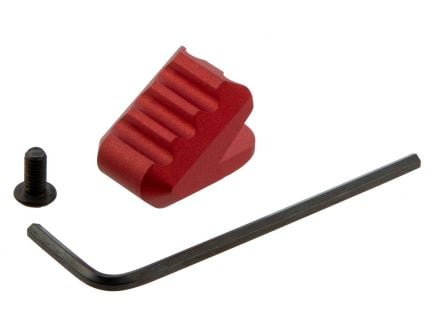 Strike Industries Aluminum ISO-Tab, Red - ISOTAB-RED