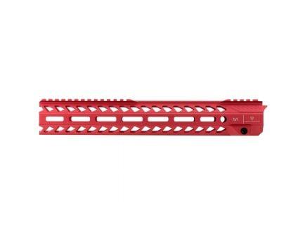 "Strike Industries Strike Rail 13.5"" M-LOK Handguard, Red - SI-StrikeRail-135-RED"