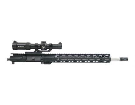 "PSA 18"" Rifle Length 223 Wylde 1/7 Stainless Steel 15"" Lightweight M-lok Upper With Vortex Strike Eagle 1-8x24mm Scope"