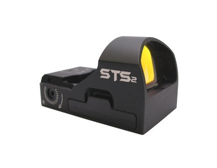 C-More STS2 6 MOA Mini Red Dot Sight - STS2B-6