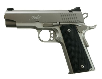 Kimber Stainless Pro Carry II 9mm 1911 Pistol, Satin Silver - 3200178