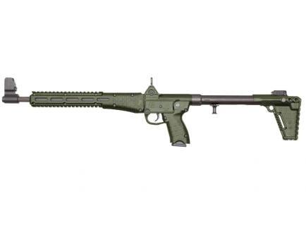 Kel-tec Sub2000 9x19mm Semi-Automatic Rifle, Green - SUB2K9MPNBGRNHC