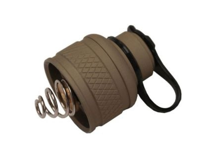 Surefire Scout Light Rear Cap Assembly Replacement, Tan