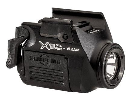 Surefire XSC Weapon Light For Springfield Hellcat, Black