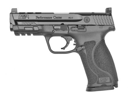 S&W M&P 9 M2.0 PC C.O.R.E. Ported Pistol | Black | PSA