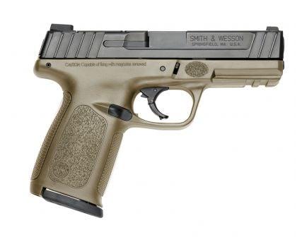 S&W SD40 .40 S&W Pistol, Flat Dark Earth