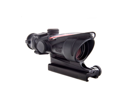 Trijicon ACOG 4x32 Red Chevron Weapon Sight TA31F