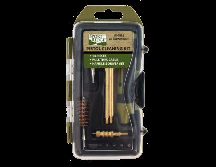 Sport Ridge 40/10MM Pistol Cleaning Kit - 03962