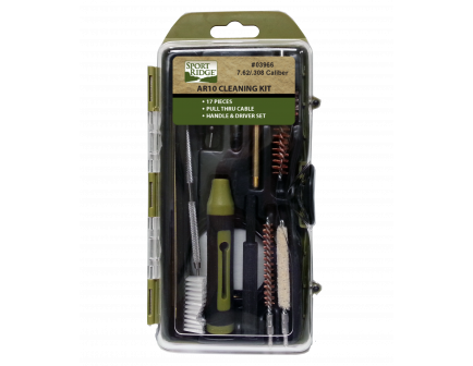 Sport Ridge AR10 Rifle Cleaning Kit 7.62/.308 Caliber  (17 Piece) - 7793521