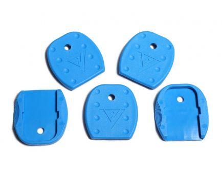 Tango Down Glock Vickers Floor Plate Pack of 5, Blue
