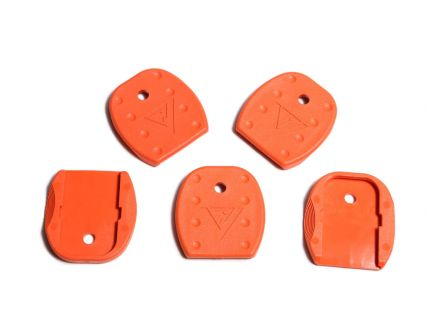 Tango Down Glock Vickers Floor Plate Pack of 5, Orange