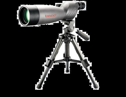 Tasco Spotting Scope 20-60x60mm Porro Prism With Tripod and Box- WC206060