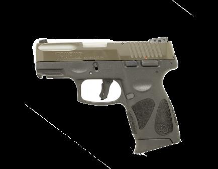 Taurus G2C 9mm Pistol Black/ODG
