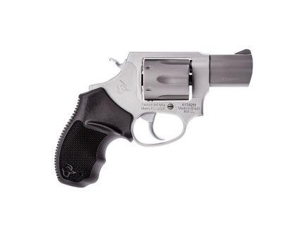 "Taurus 856 2"" .38 Special Revolver, Matte Stainless"