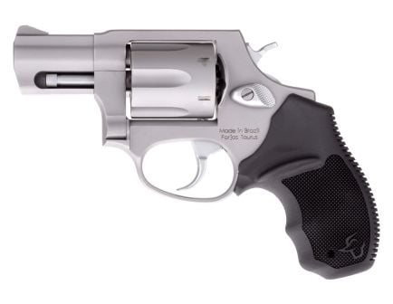 Taurus 856 .38 Special +P Revolver, Matte Stainless