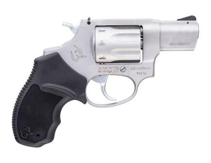 """Taurus 942 2"""" .22 WMR Revolver, Stainless Steel"""
