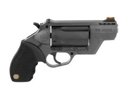 "Taurus Judge Public Defender 410/45 Revovler 2"", Gray"
