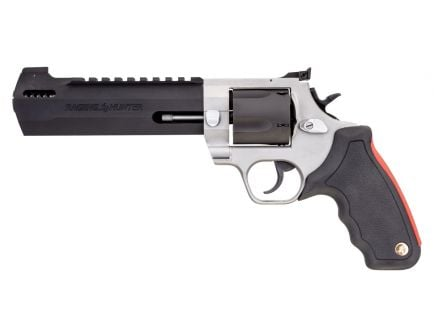 "Taurus Raging Hunter 6.75"" .460 S&W Revolver For Sale, Two Tone"