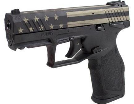 Taurus TX22 .22 LR Pistol   US Flag   PSA